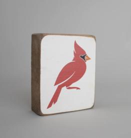 Rustic Marlin Rustic Marlin - Cardinal Block