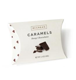 McCrea's Candies 1.4oz Pillows Deep Chocolate