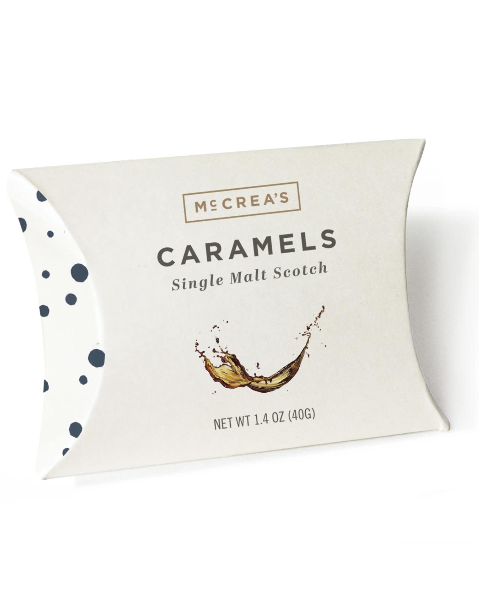 McCrea's Candies 1.4oz Pillows Single Malt Scotch