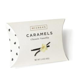 McCrea's Candies 1.4oz Pillows Classic Vanilla
