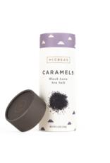 McCrea's Candies 5.5oz Tube Black Lava Sea Salt