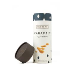 McCrea's Candies 5.5oz Tube Tapped Maple