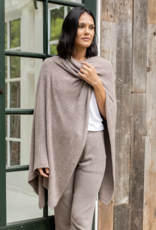 Barefoot Dreams Barefoot Dreams - CCL Wide Rib Travel Wrap