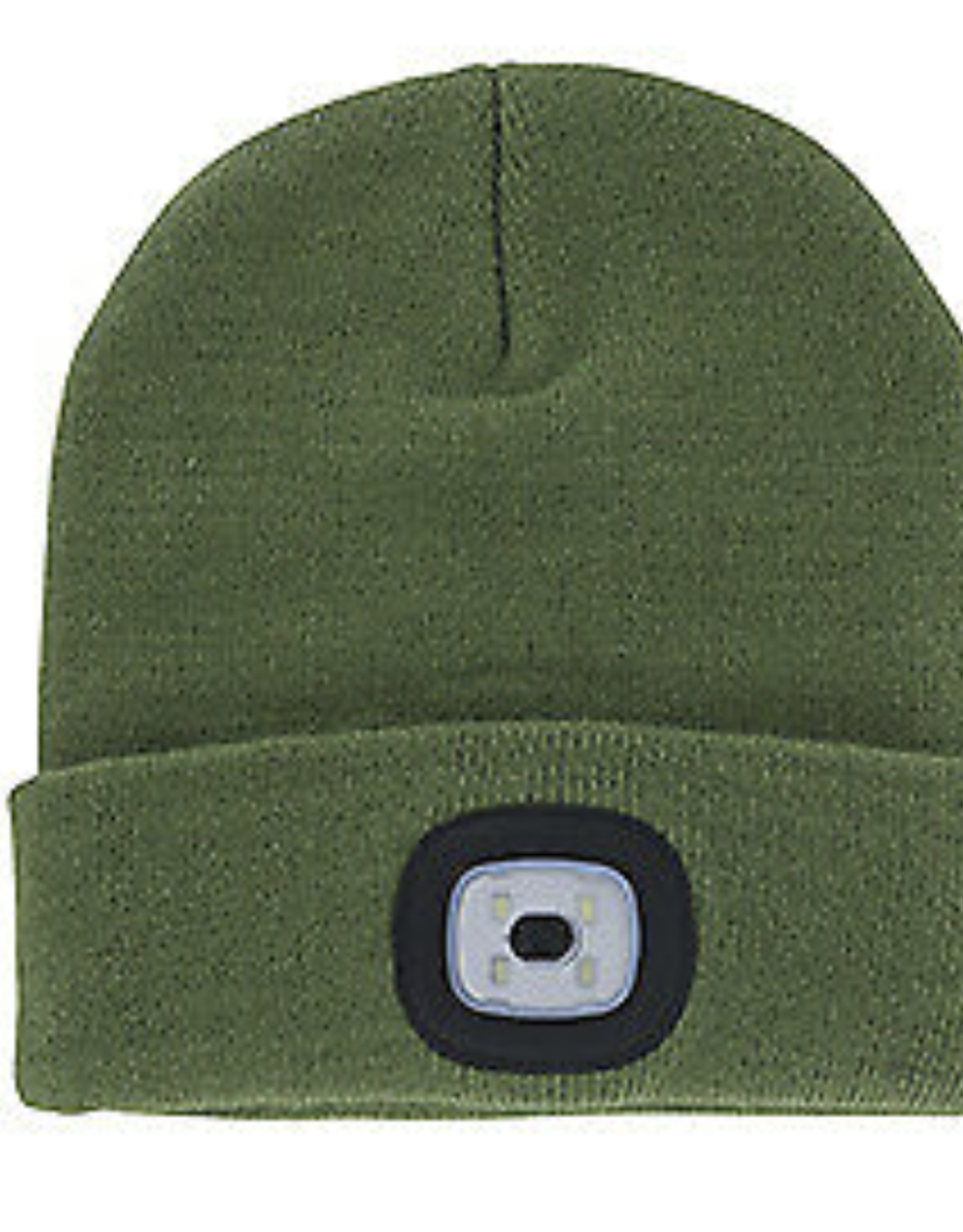 DM Merchandising Rechargeable LED Adult Beanie