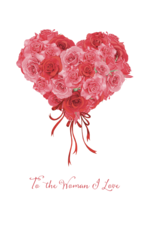 Pictura Pictura - Valentine's Day Card Women I Love 83035