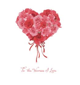Pictura Pictura - Valentine's Day Card Women I Love 83035
