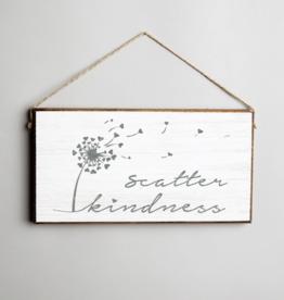 Rustic Marlin Rustic Marlin - Scatter Kindness Mini Plank