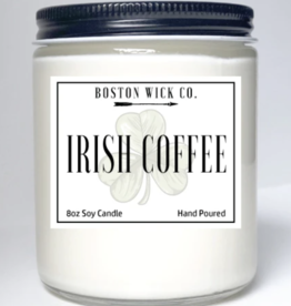 Boston Wick Boston Wick Company - Irish Coffee Candle