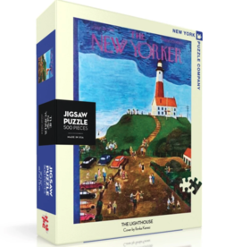 NY Puzzle NY Puzzle - The Lighthouse Puzzle 500pc