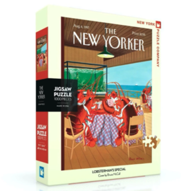 NY Puzzle NY Puzzle - Lobsterman's Special 1000pc Puzzle
