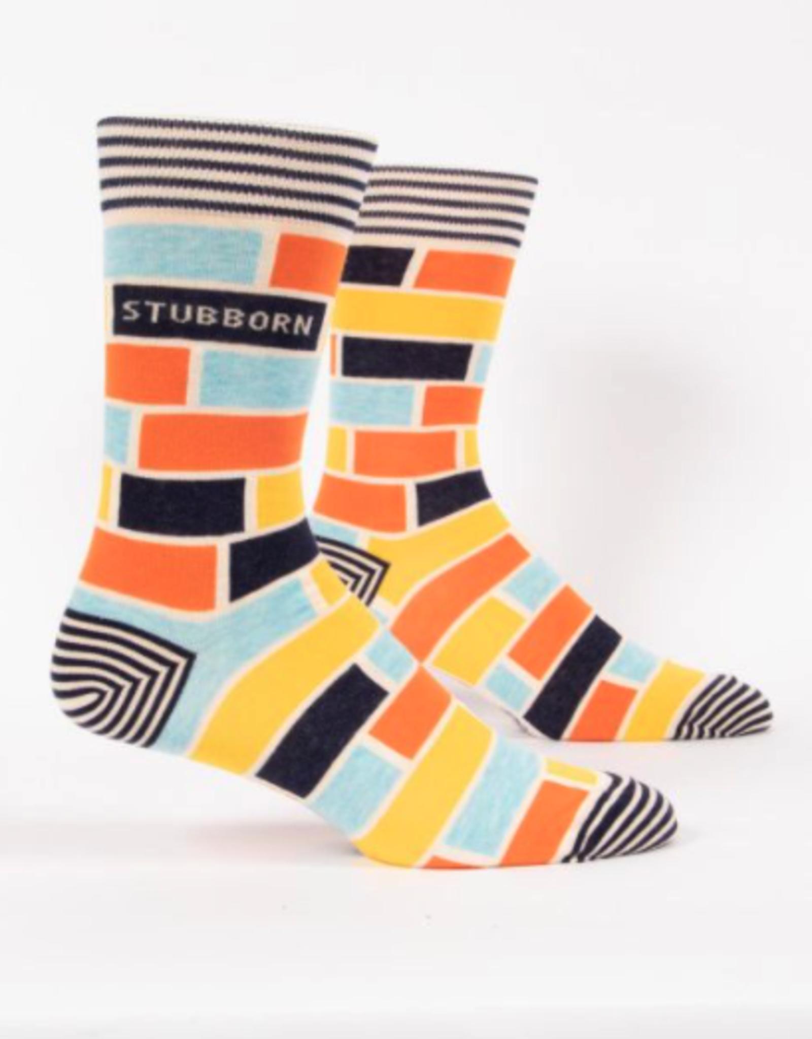 Blue Q Blue Q - Mens Socks Stubborn