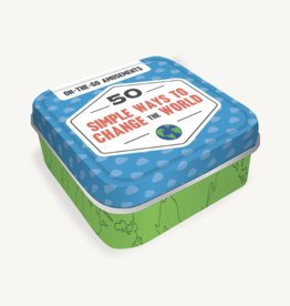 Game Tins - 50 Simple Ways to Change the World