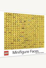 Lego Minifigure Faces Puzzle 1000pcs