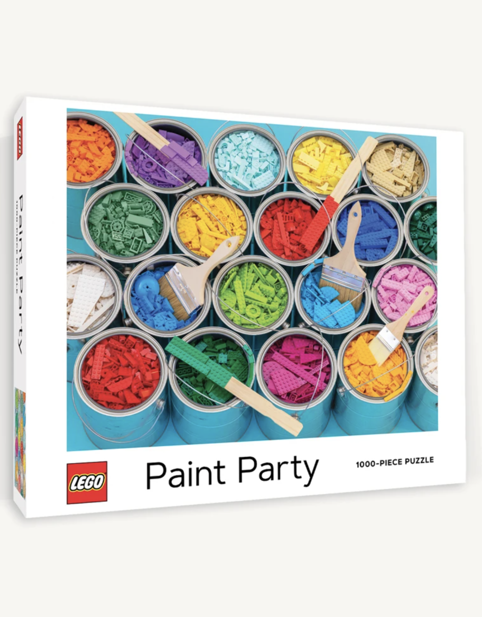 Lego Paint Party Puzzle 1000pcs