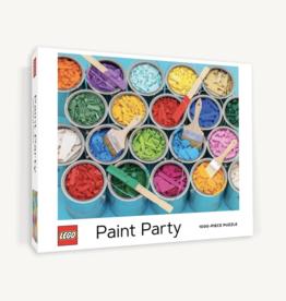 Lego Paint Party Puzzle 1000pcs