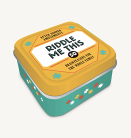 Game Tins - Riddle Me This