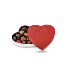 Abdallah Candies Abdallah - 5.5oz Heart Box Asst Chocolates