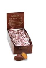 Abdallah Candies Abdallah - Foiled Peanut Butter Hearts