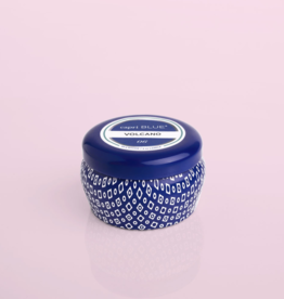 Capri Blue Capri Blue - Volcano Signature Blue Mini Tin Candle