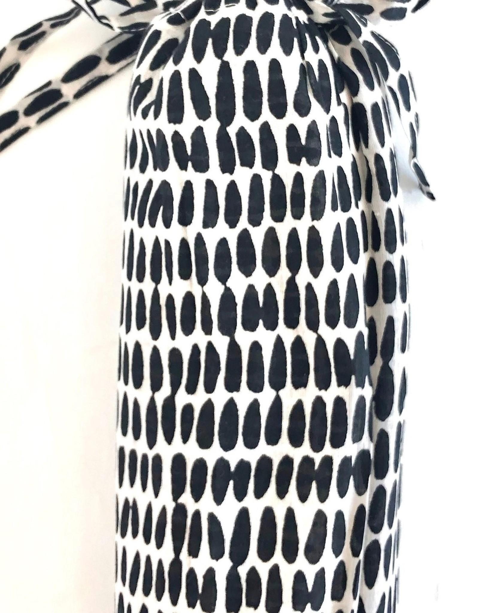 See Design See Design - Sarongs - Seeds - Black