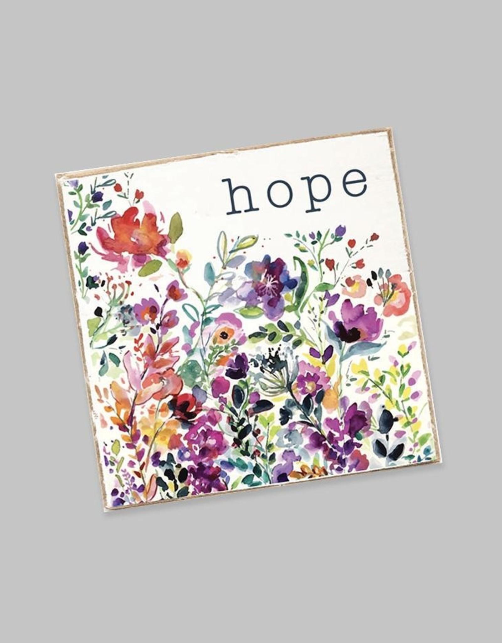 Rustic Marlin Rustic Marlin - Coaster Single - Floral Hope