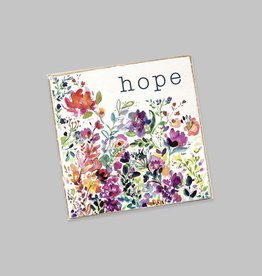 Rustic Marlin Rustic Marlin - Coaster Single - Floral Hope