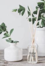 Farm + Sea Farm + Sea - 3oz Reed Diffuser - Lemon + Lavender