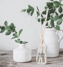Farm + Sea Farm + Sea - 3oz Reed Diffuser - Grapefruit + Sea Salt