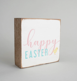 Rustic Marlin Rustic Marlin - 6 x 6 Block Happy Easter