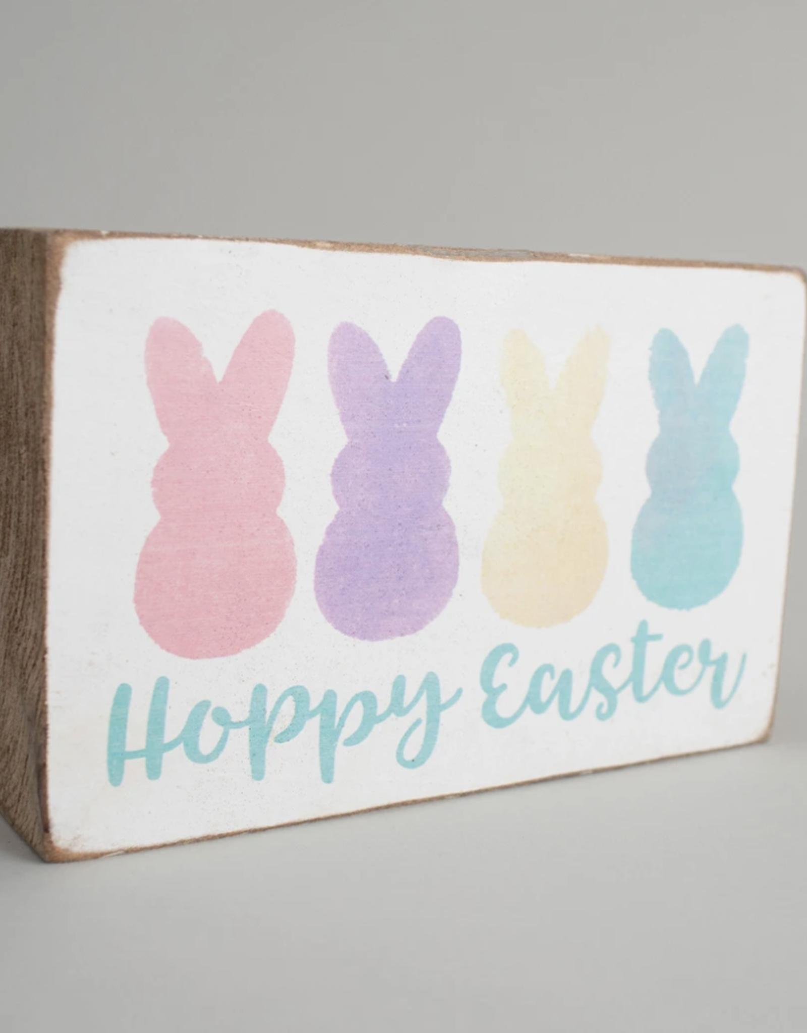 Rustic Marlin Rustic Marlin - Hoppy Easter XL Block