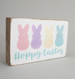 Rustic Marlin Rustic Marlin - Hoppy Easter XL Block