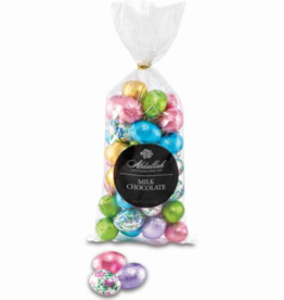 Abdallah Candies Abdallah - 8oz Bag Foiled Milk Choc Eggs