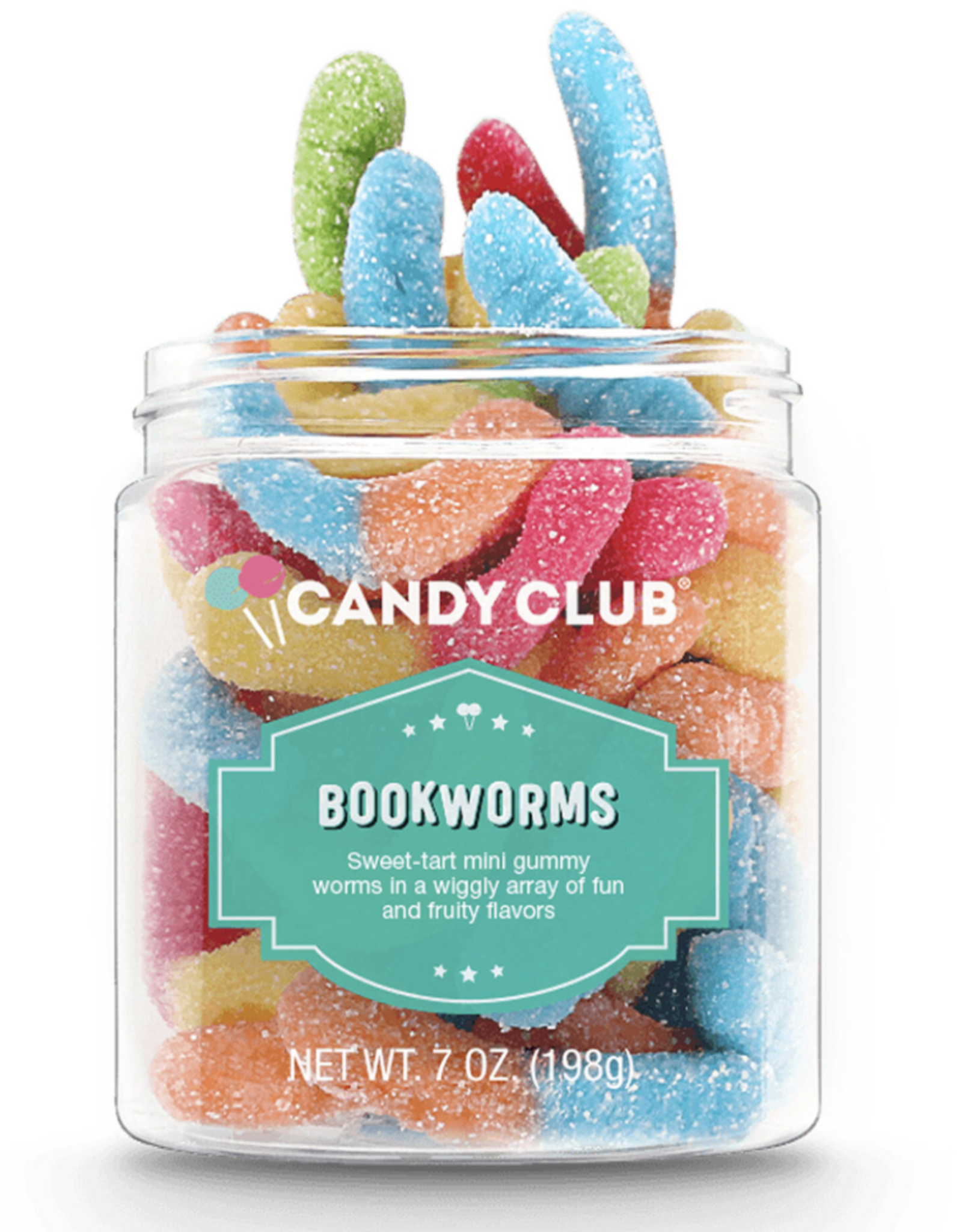 Candy Club Candy Club - Bookworms