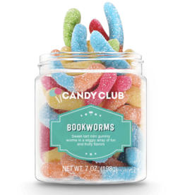 Candy Club Candy Club - Bookworms