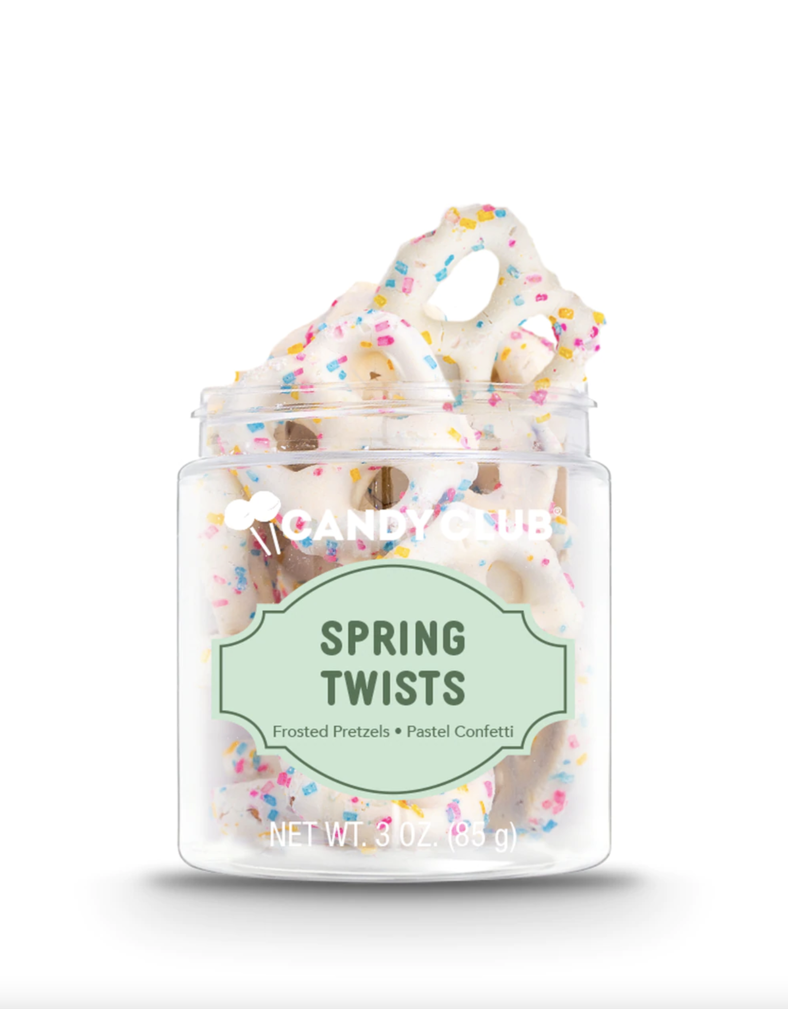 Candy Club Candy Club - Spring Twists