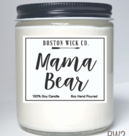 Boston Wick Boston Wick Company - Mama Bear Candle