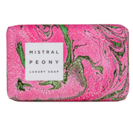 Mistral - Bar Soap - Marbles Peony