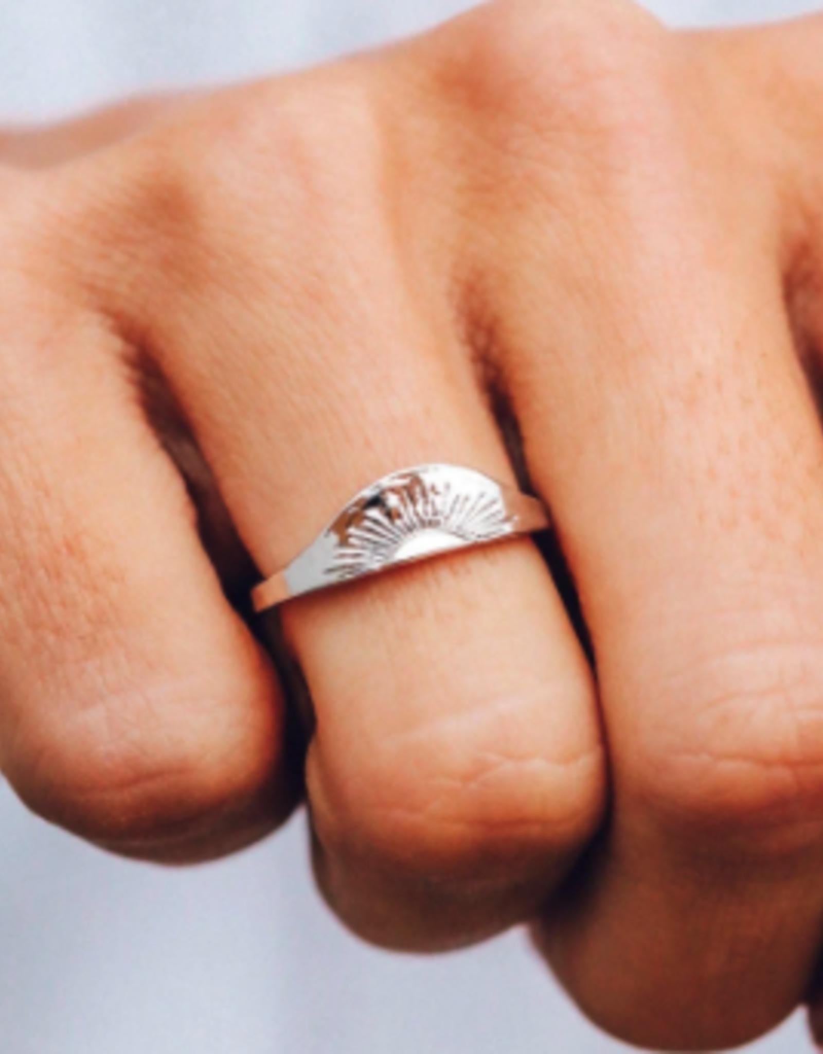 Pura Vida Pura Vida - Rising Sun Ring