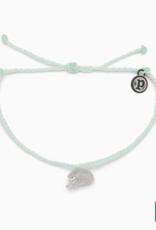 Pura Vida Pura Vida - Charm Bracelet Hedgehog Silver Winterfresh