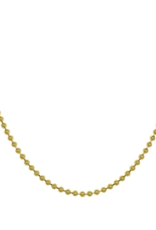 LoLa & Company Lola - Gold Ball Chain 2mm