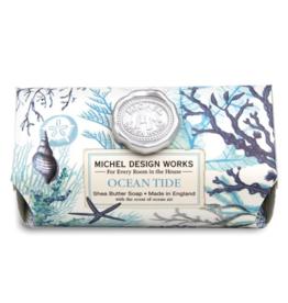 Michel Design Works Michel Design Works - Ocean Tide Large Bath Soap Bar