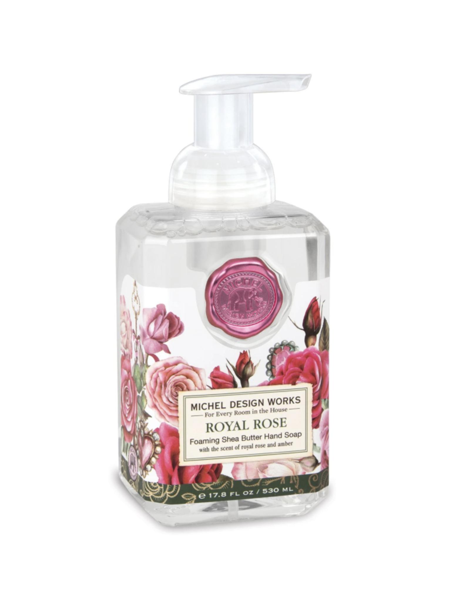 Michel Design Works Michel Design Works - Royal Rose Foaming Soap