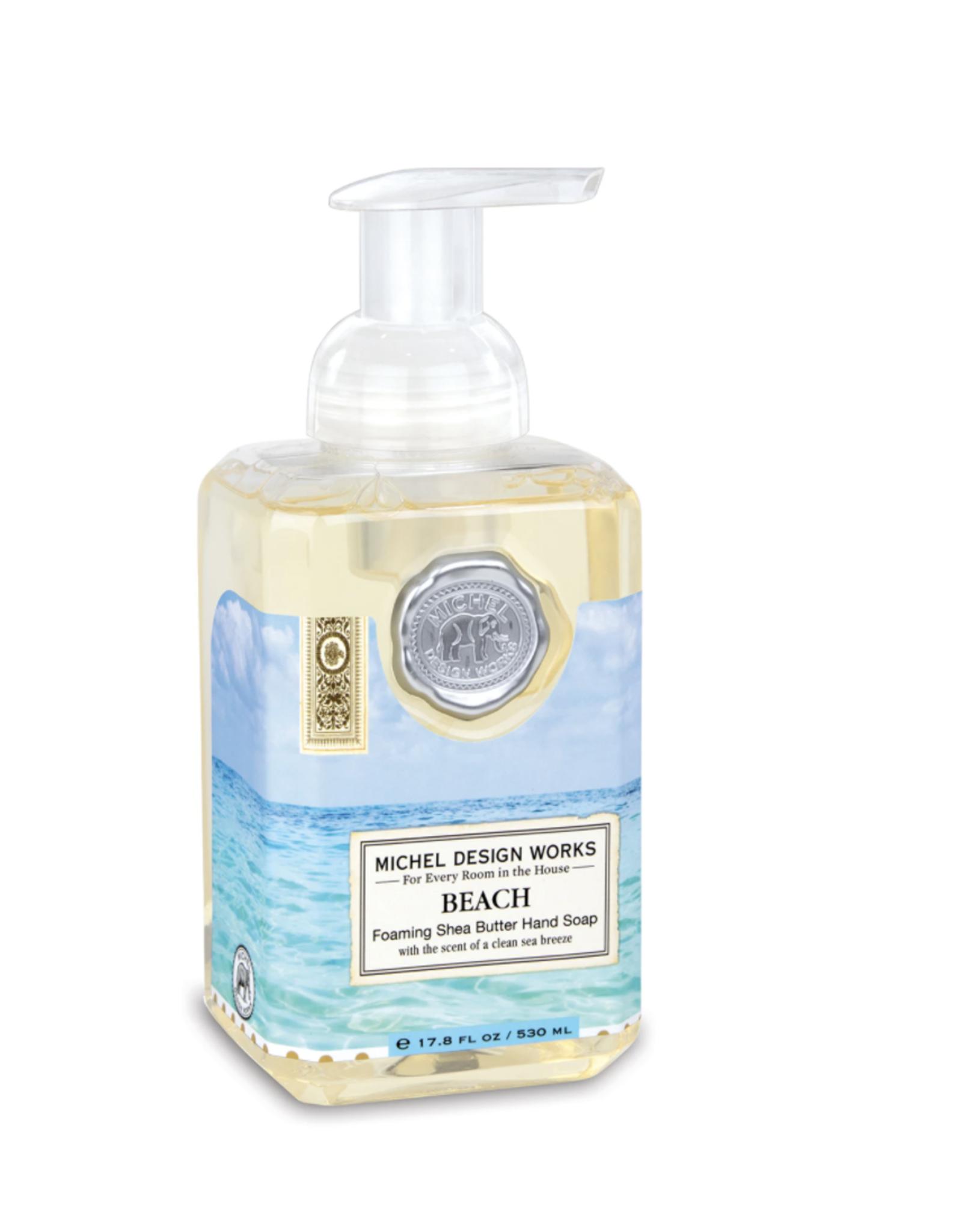 Michel Design Works Michel Design Works - Beach Foaming Soap