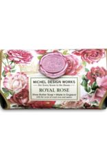 Michel Design Works Michel Design Works - Royal Rose Large Bath Soap Bar