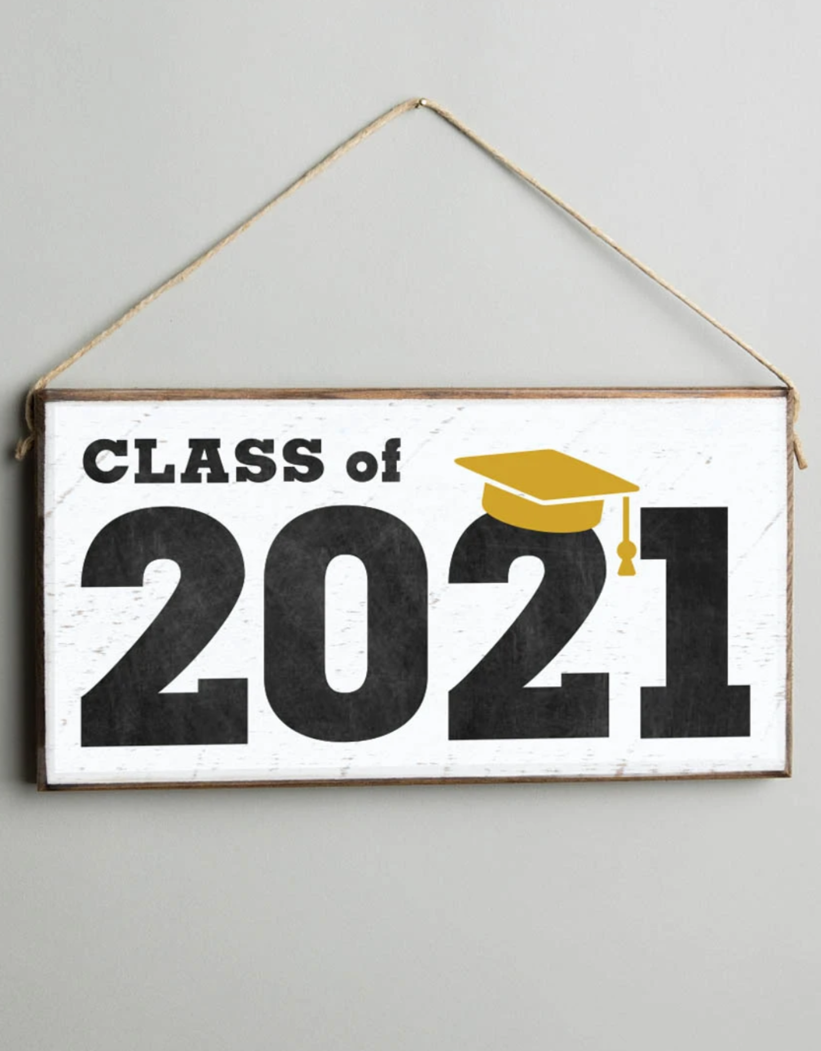 Rustic Marlin Rustic Marlin - Class of 2021 Mini Plank