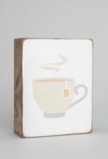 Rustic Marlin Rustic Marlin - Wood Block Tea