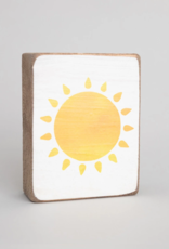 Rustic Marlin Rustic Marlin - Sun Symbol Block