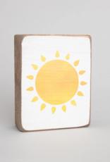 Rustic Marlin Rustic Marlin - Wood Block Sun