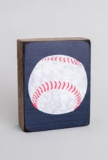 Rustic Marlin Rustic Marlin - Symbol Blocks Baseball