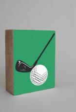 Rustic Marlin Rustic Marlin - Symbol Blocks Golf